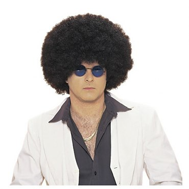 Disco Afro Wig - More Colors Available