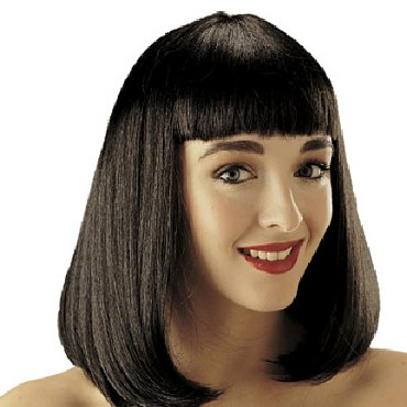 Black Peggy Sue Wig