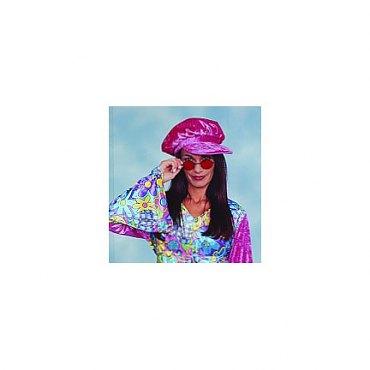Pink 60&#39s Hat