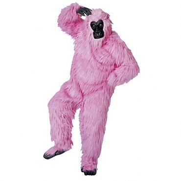 Pink Gorilla Suit Costume