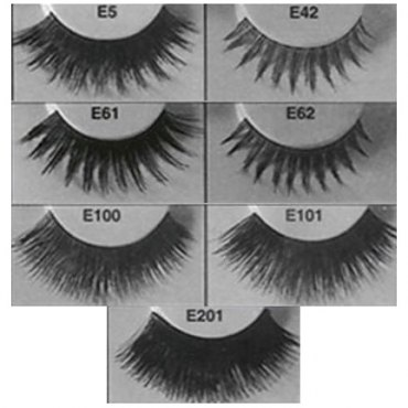 Party Eyelashes - Black