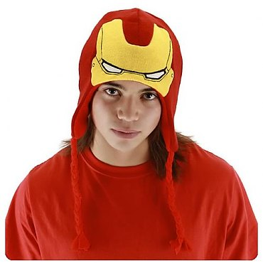 Iron Man Laplander Hat