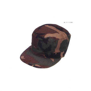 Camouflage Army Cadet Cap
