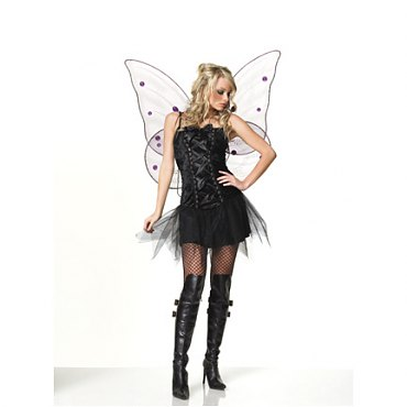 Gothic Nymph Costume