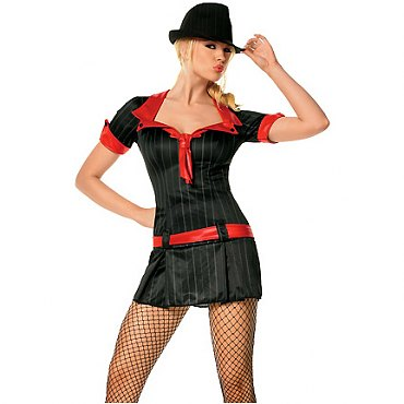 Gangsta Dress Costume