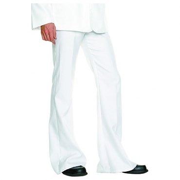 Black Disco Bell Bottom Pants