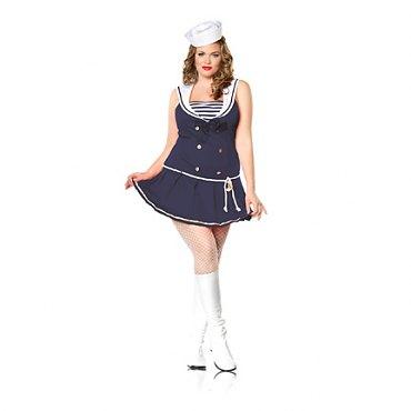 Plus Size Shipmate Cutie Costume