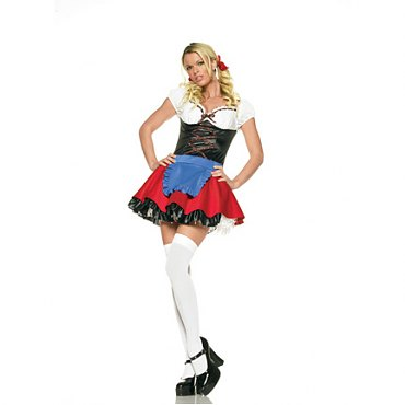 Alpenhof Girl Costume *