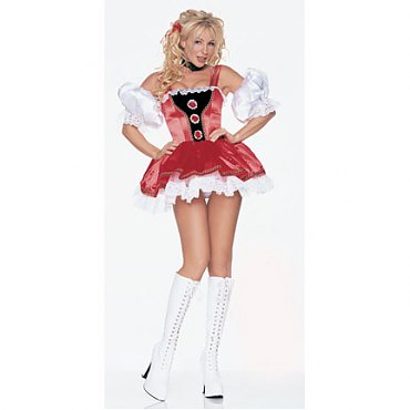 Alpine Girl Costume by Leg Avenue *