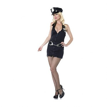 Armed and Dangerous Police Costume