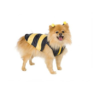 Bumble Bee Pet Costume Jacket