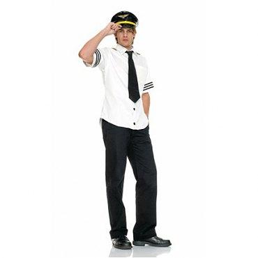 Captain Fetish Air Costume