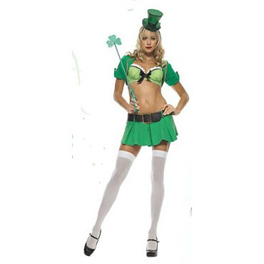 Charmed Leprechaun Costume