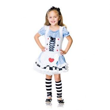 Childs Miss Wonderland Costume