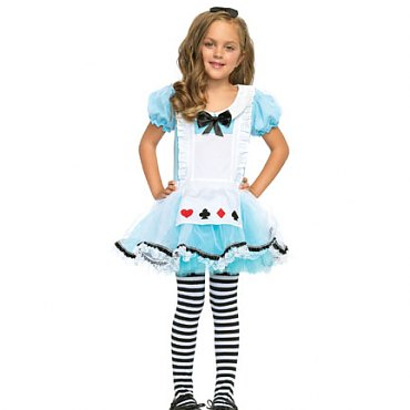 Childs Adorable Alice Costume