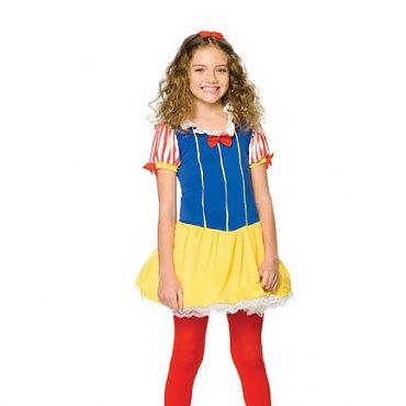 Childs Snow White Costume