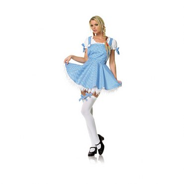 Dorothy Costume  sc 1 st  Halloween Playground & Movie Character Costumes