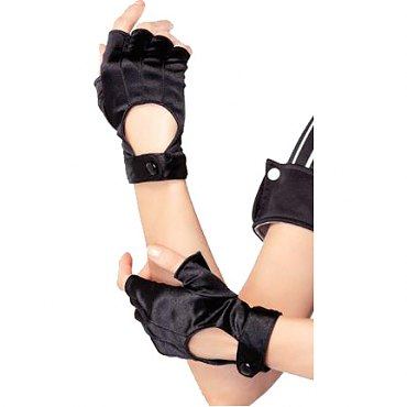 Fingerless Motorcycle Glove