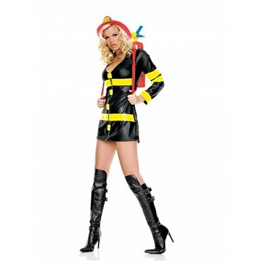 Fire Woman Costume