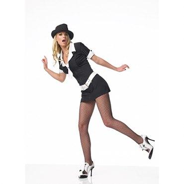 Gangster Moll Dress Costume