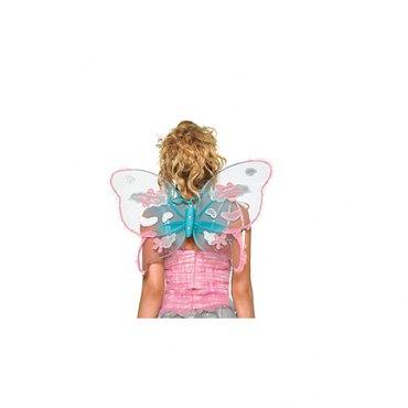 Garden Pixie Patchwork Wings
