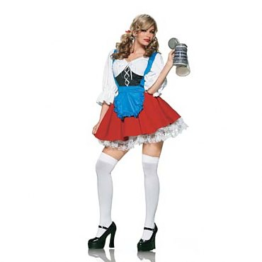Import Beer Girl Costume