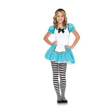Junior Enchanted Alice Costume