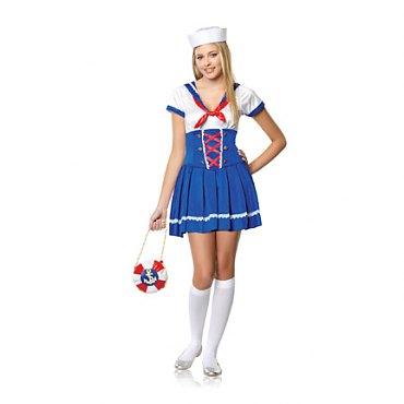 Junior First Mate Sailor Costume