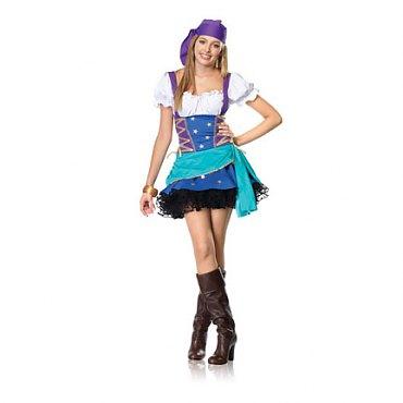 Junior Gypsy Princess Costume