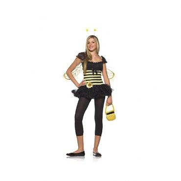 Junior Sunflower Bee Costume