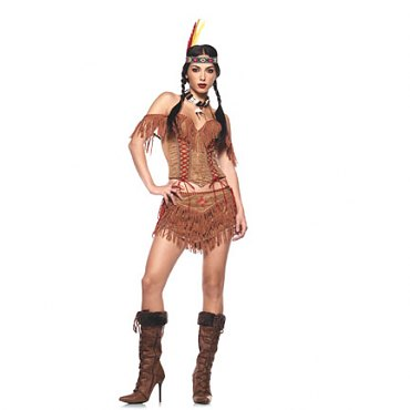 Leg Avenue Indian Princess Costume