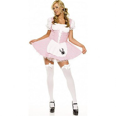 Lil Miss Muffet Plus Size Costume