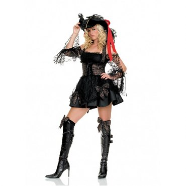 Luxurious Pirate Costume *
