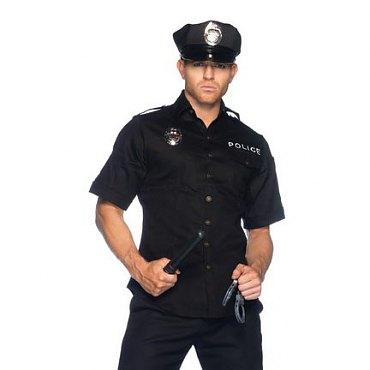 Mens Sexy Cop Costume