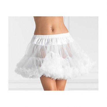 Plus Size Petticoat - Layered Stiff Tull