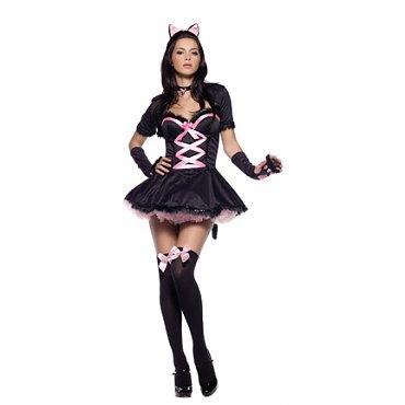 Pretty Kitty Costume