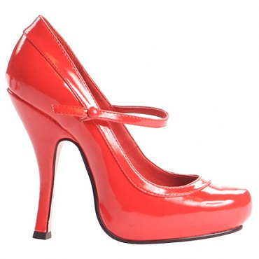 Red Babydoll Shoes