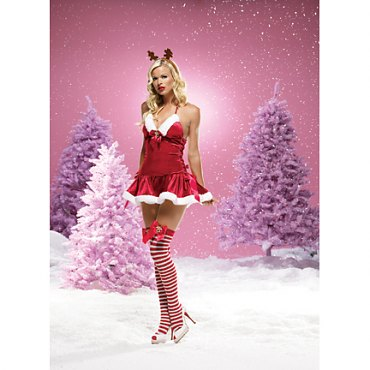 Reindeer Games Christmas Outfit Costume
