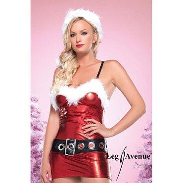 Rock-n-Roll Santa Christmas Outfit