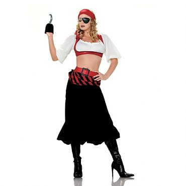 Scurvy First Mate Costume
