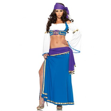 Seductive Gypsy Costume