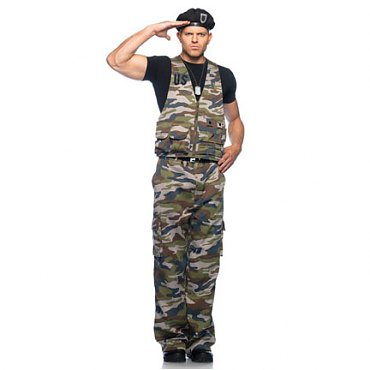 Special Ops Officer Uniform
