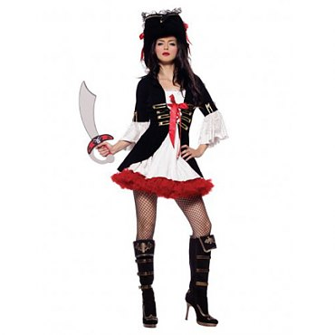 Captain Swashbuckler Costume