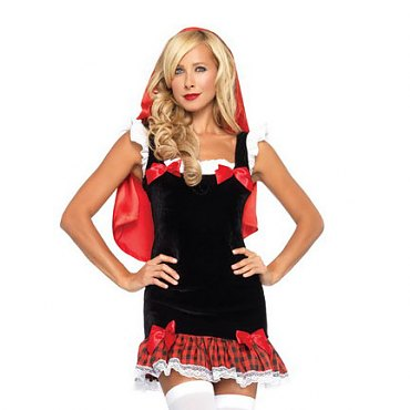 Sweetheart Red Riding Hood Costume