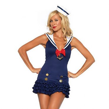Sweatheart Sailor Outfit