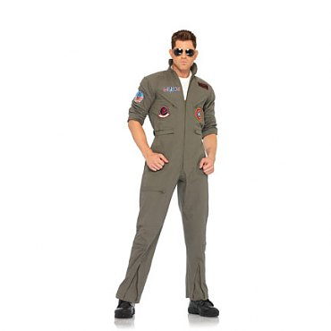 Top Gun Mens Flight Suit