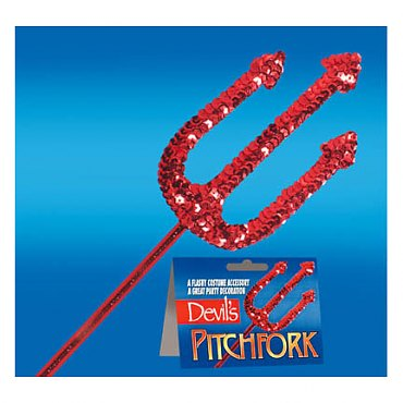 Sequin Pitchfork
