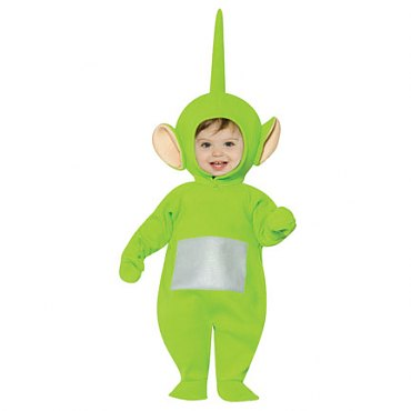 TeleTubbies - Dipsey Costume