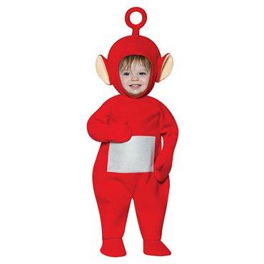 TeleTubbies - Po Costume
