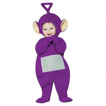 TeleTubbies - Tinky Winky Costume